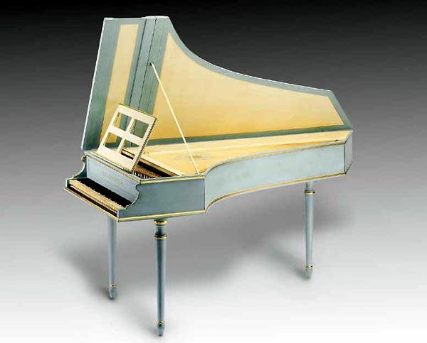 Bizzi Continuo Harpsichord