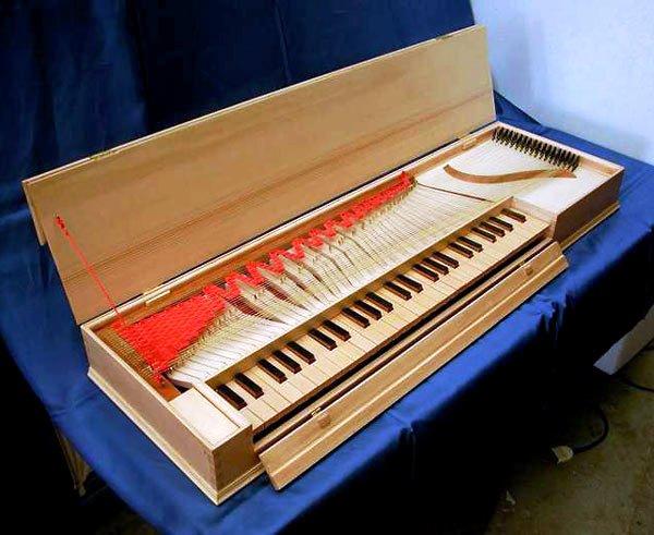 Bizzi Clavichord