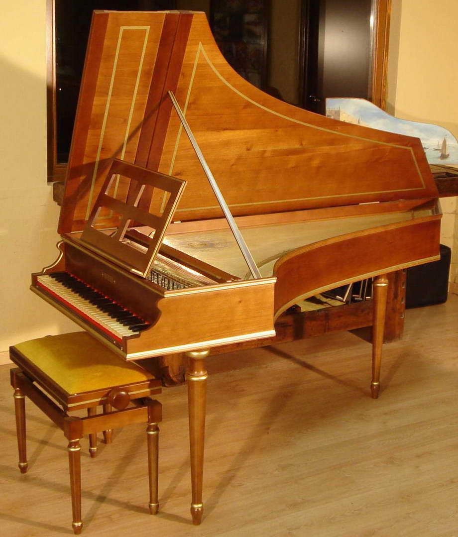 Bizzi Harpsichords
